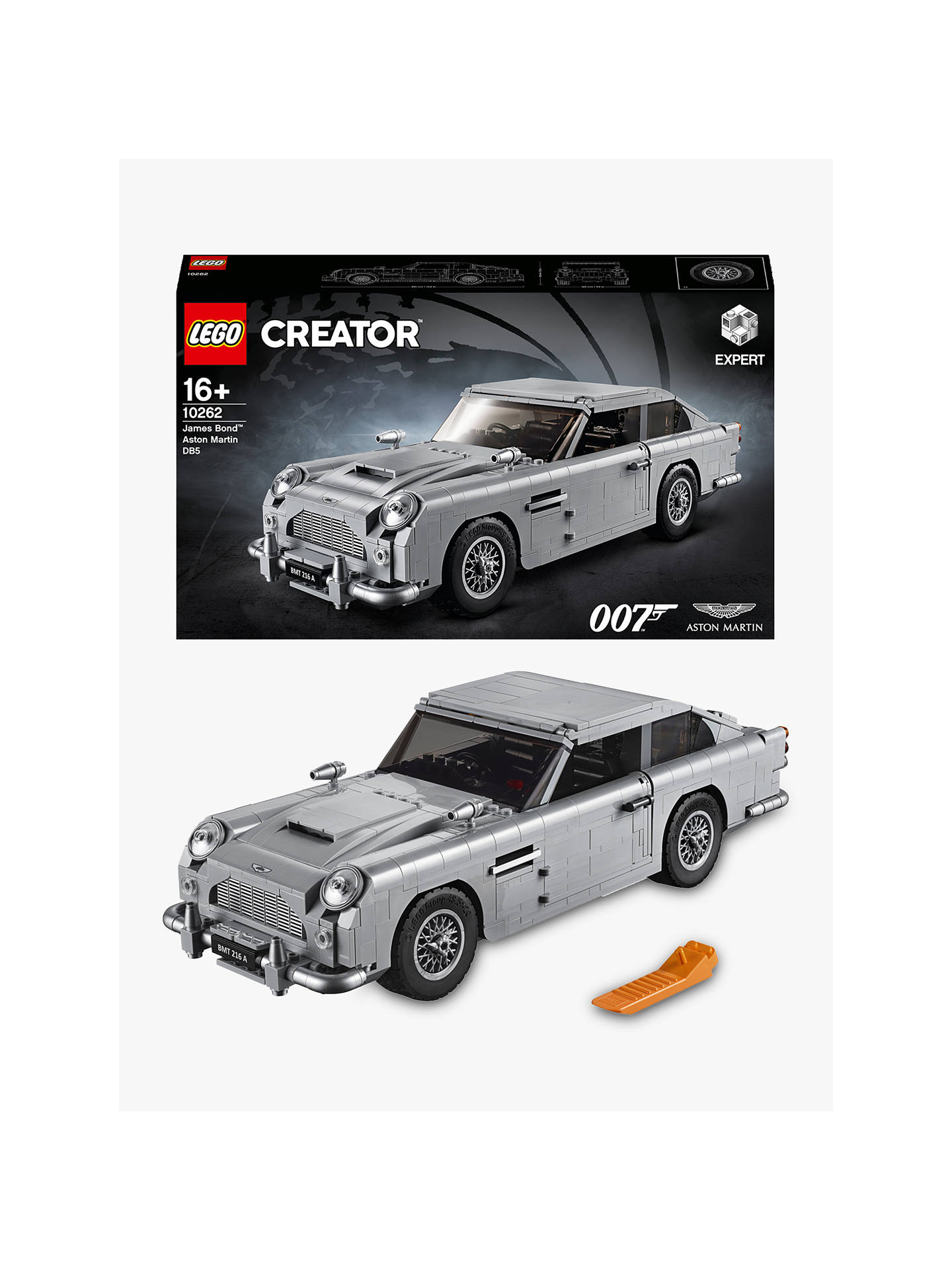 Lego Creator 10262 James Bond Aston Martin Db5 by Lego