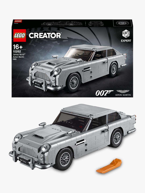 Lego Creator 10262 James Bond Aston Martin Db5 At John Lewis Partners