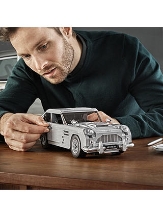 Buy LEGO Creator 10262 James Bond Aston Martin DB5 Online at johnlewis.com