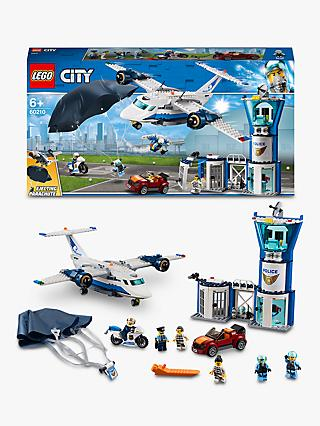 LEGO City 60210 Sky Police Air Base