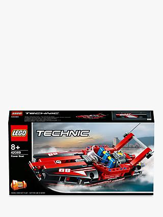 LEGO Technic 42089 2-in-1 Power Boat