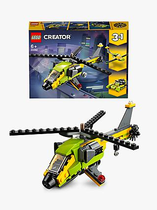 LEGO Creator 31092 3 in 1 Helicopter Adventure