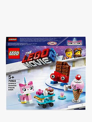 LEGO THE LEGO MOVIE 2 Playtime 70822 Unikitty's Sweetest Friends EVER!
