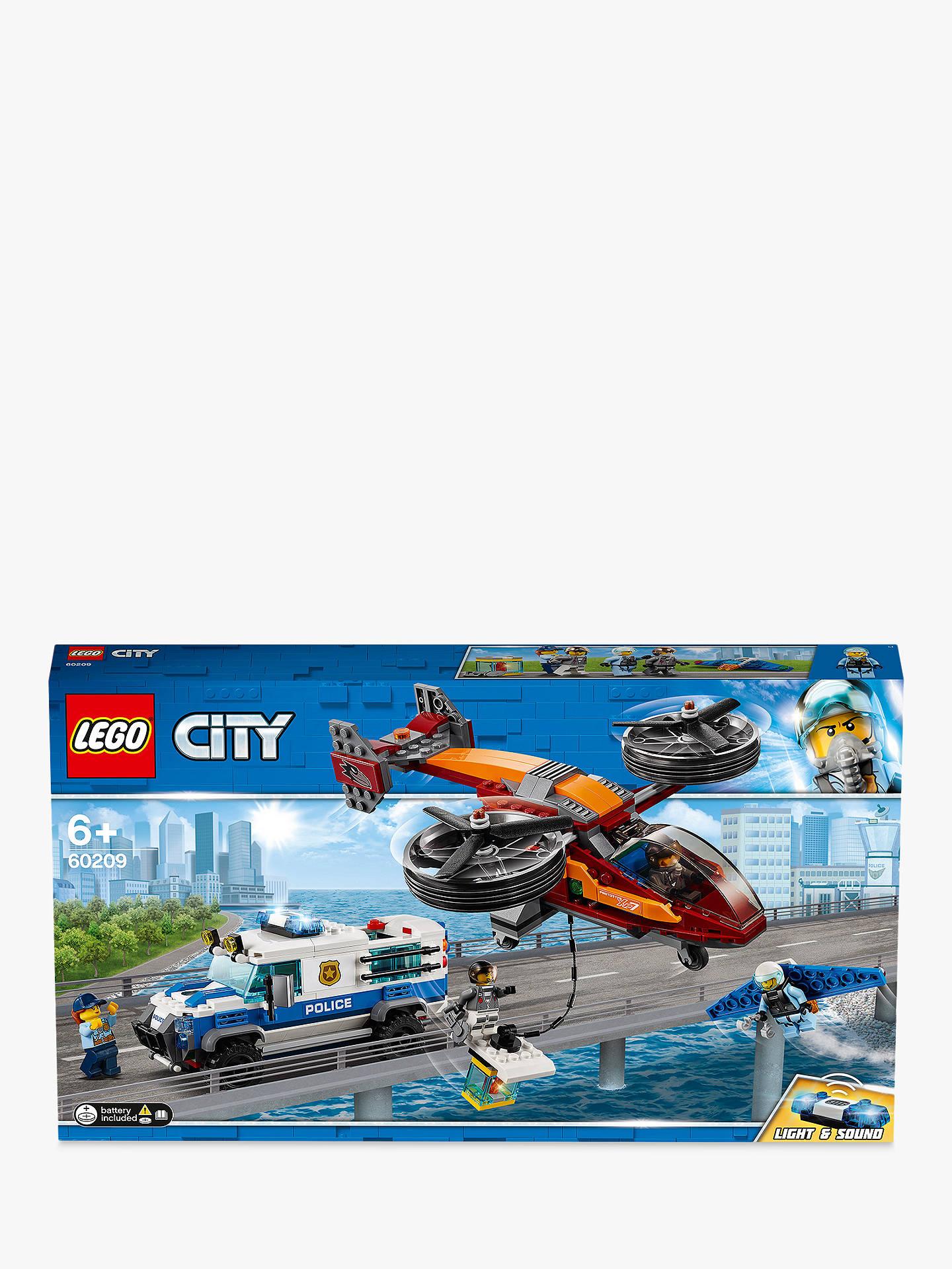 a8059a47ffb94 Buy LEGO City 60209 Sky Police Diamond Heist