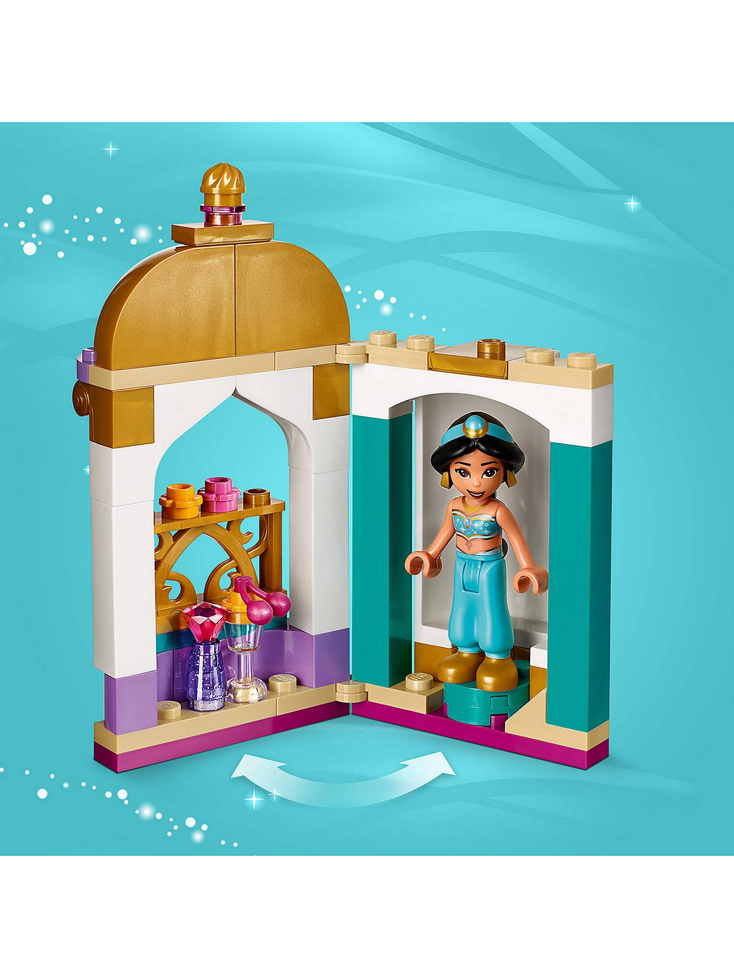 41158 LEGO Disney Princess: Jasmine/'s Petite Tower New 2019 49 Pieces