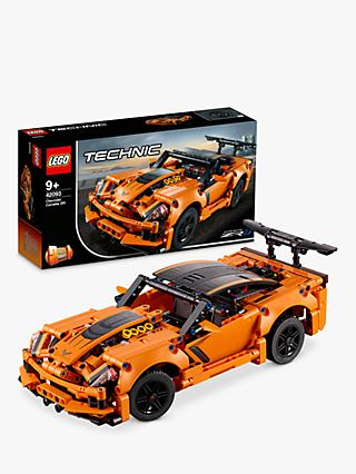 LEGO Technic 42093 Collectable Car Models 2in1 Chevrolet Corvette ZR1 Car