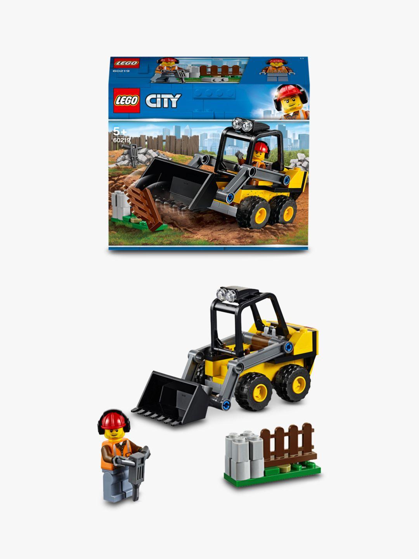 LEGO City 60219 Construction Loader