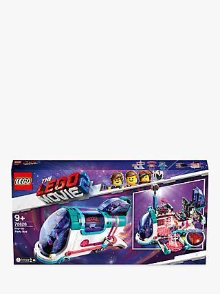 LEGO THE LEGO MOVIE 2 70828 Pop-Up Party Bus Adventure Bus Toys with Minifigures