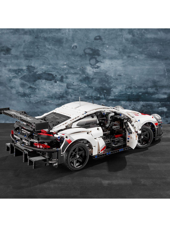 Lego Technic 42096 Collectable Car Models Porsche 911 Rsr Race Car At John Lewis Partners