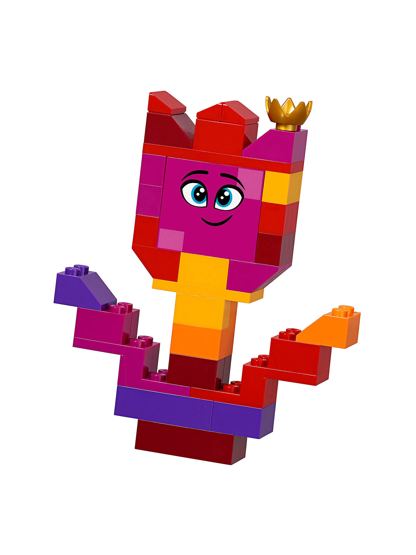 bb4230e28d0 ... Buy LEGO THE LEGO MOVIE 2 70825 Queen Watevra's Build Whatever Box  Construction Toys with Minifigures ...
