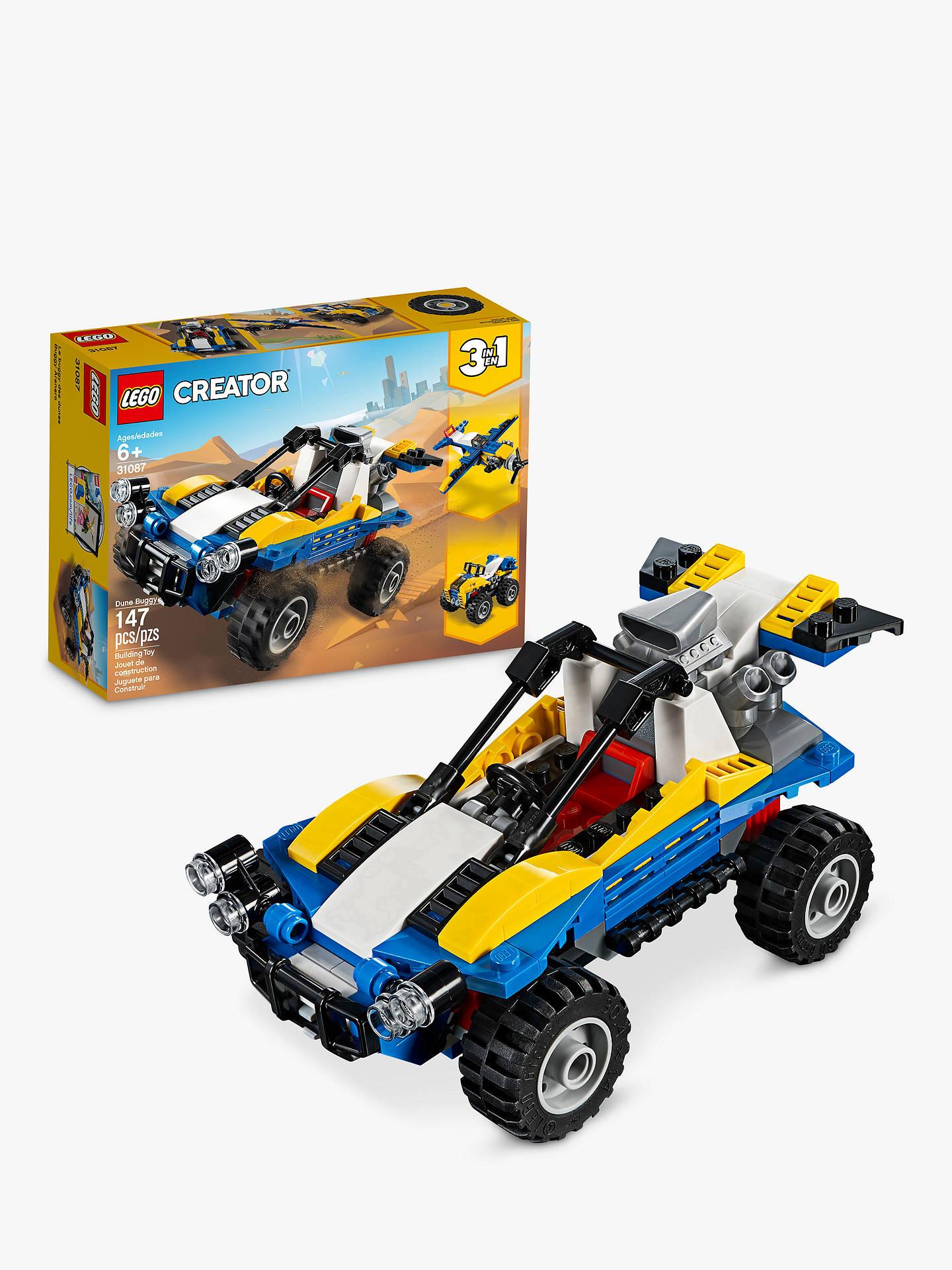 LEGO Creator 31087 3 in 1 Dune Buggy