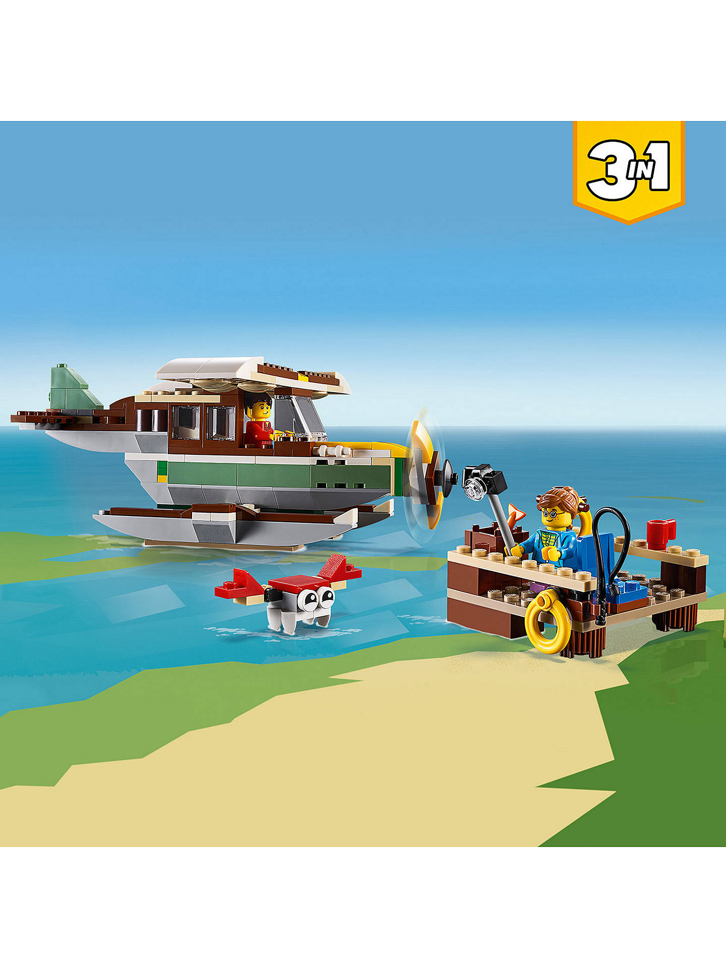 Minifigure Fish Rod Boat//Ship Utensil NEW Lego Minifig Black FISHING POLE