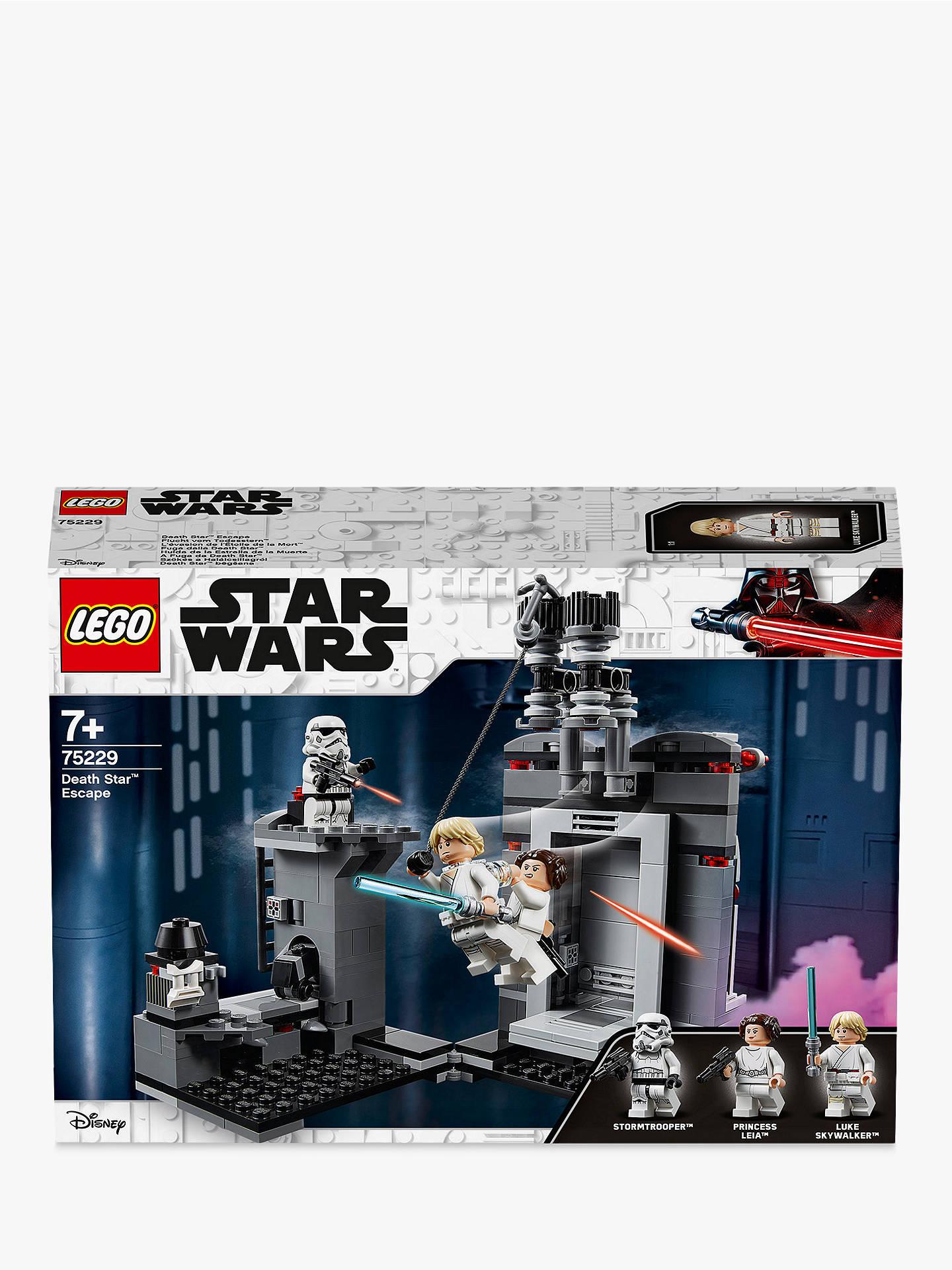 Lego 75229 Star Wars Luke Skywalker Figurine NEW