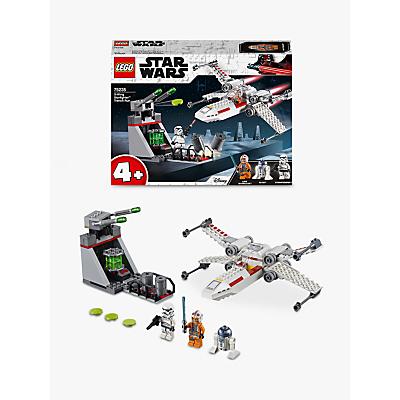 LEGO Star Wars 75235 X Wing Starfighter Trench Run