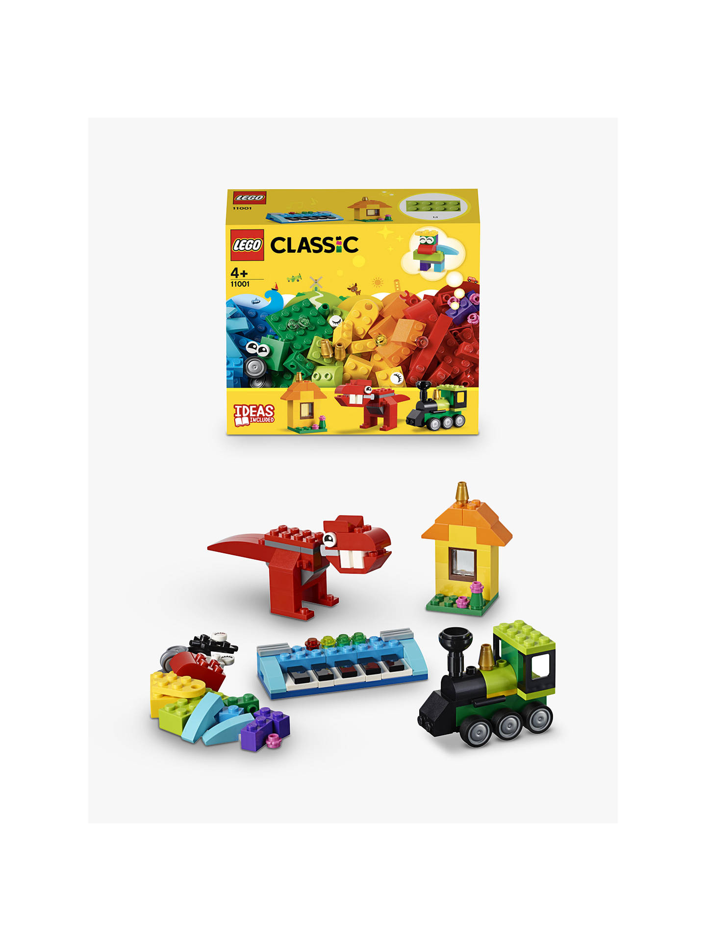 2144f2bc33872 Buy LEGO Classic 11001 Bricks And Ideas Online at johnlewis.com ...