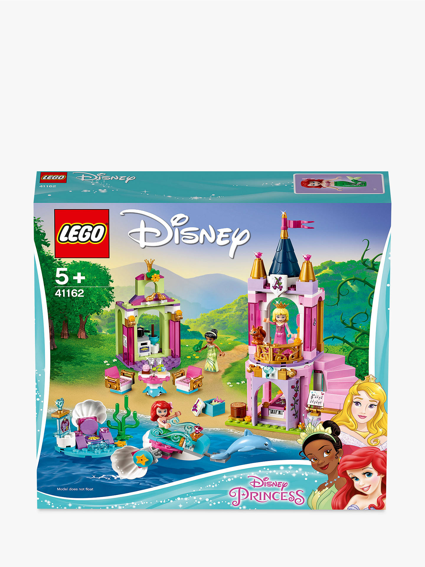 465a9e5b569c60 Buy LEGO Disney Princess 41162 Ariel