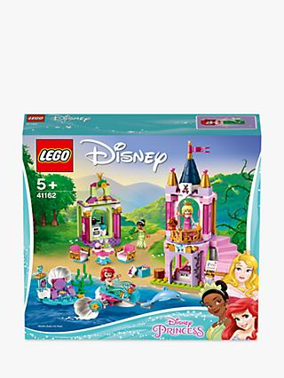 LEGO Disney Princess 41162 Ariel, Aurora and Tiana's Royal Celebration