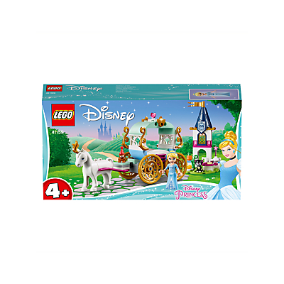 LEGO Disney Princess 41159 Cinderellas Carriage