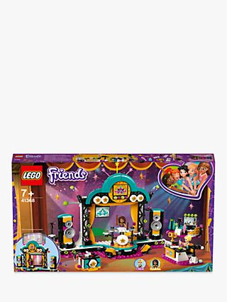 LEGO Friends 41368 Andrea's Talent Show Toy Doll Playset