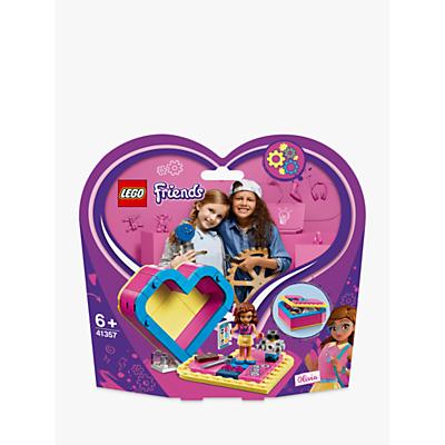 LEGO Friends 41357 Olivia's Heart Box