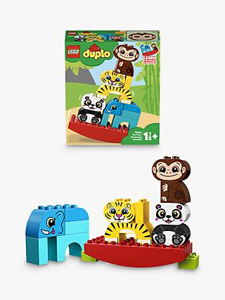 LEGO DUPLO 10884 My First Balance Animals, Animal Toys for 1-2 yrs