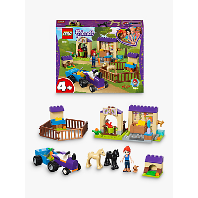 Image of LEGO Friends 41361 Mia's Foal Stable