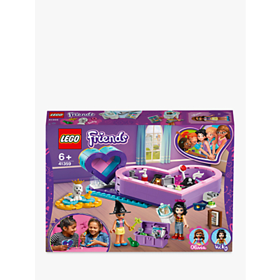 Image of LEGO Friends 41359 Heart Box Friendship Pack