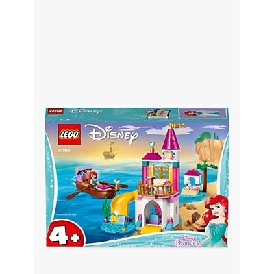 LEGO Disney Princess 41160 Ariels Seaside Castle