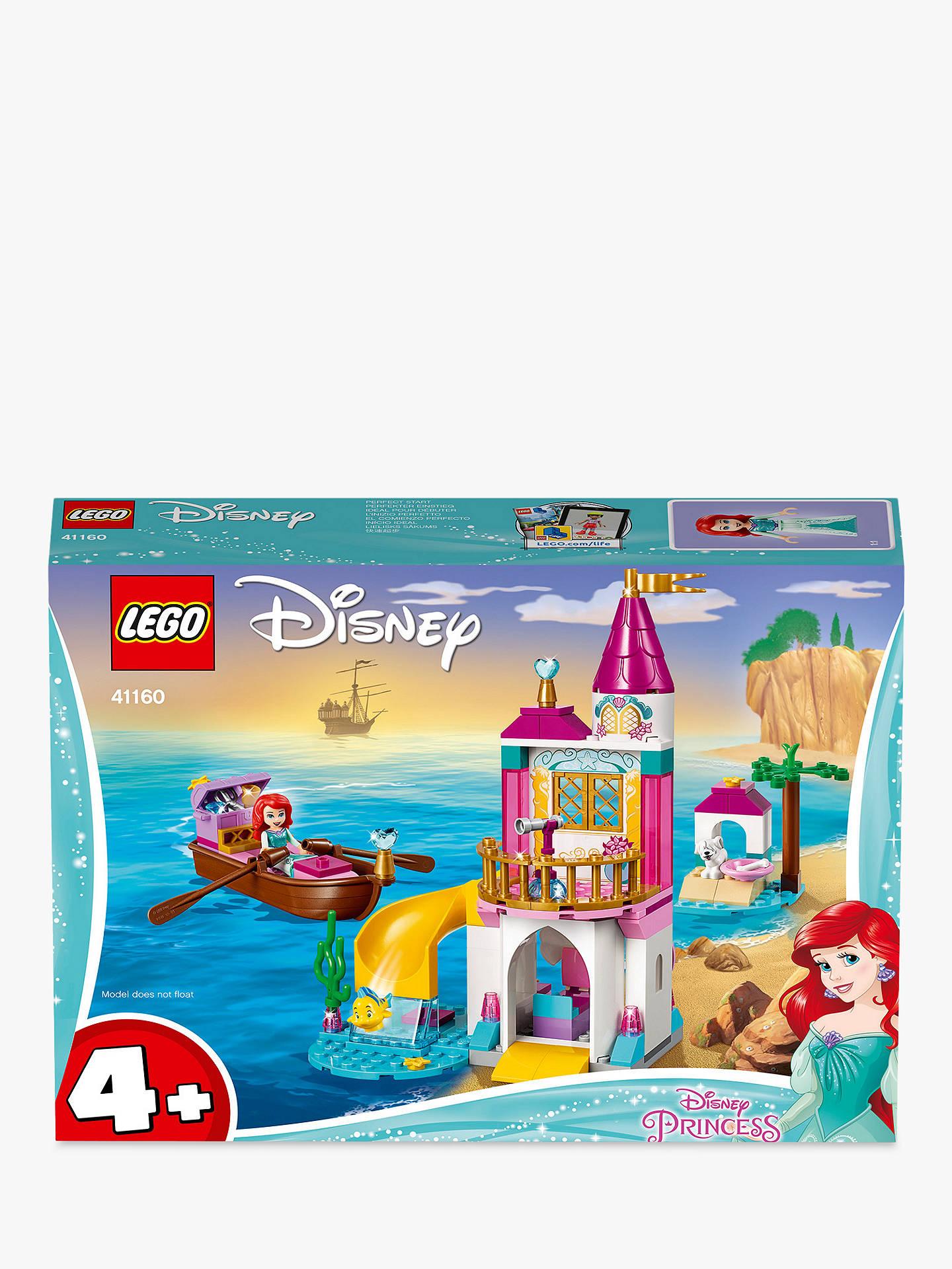 Lego Disney Princess 41160 Ariel S Seaside Castle At John