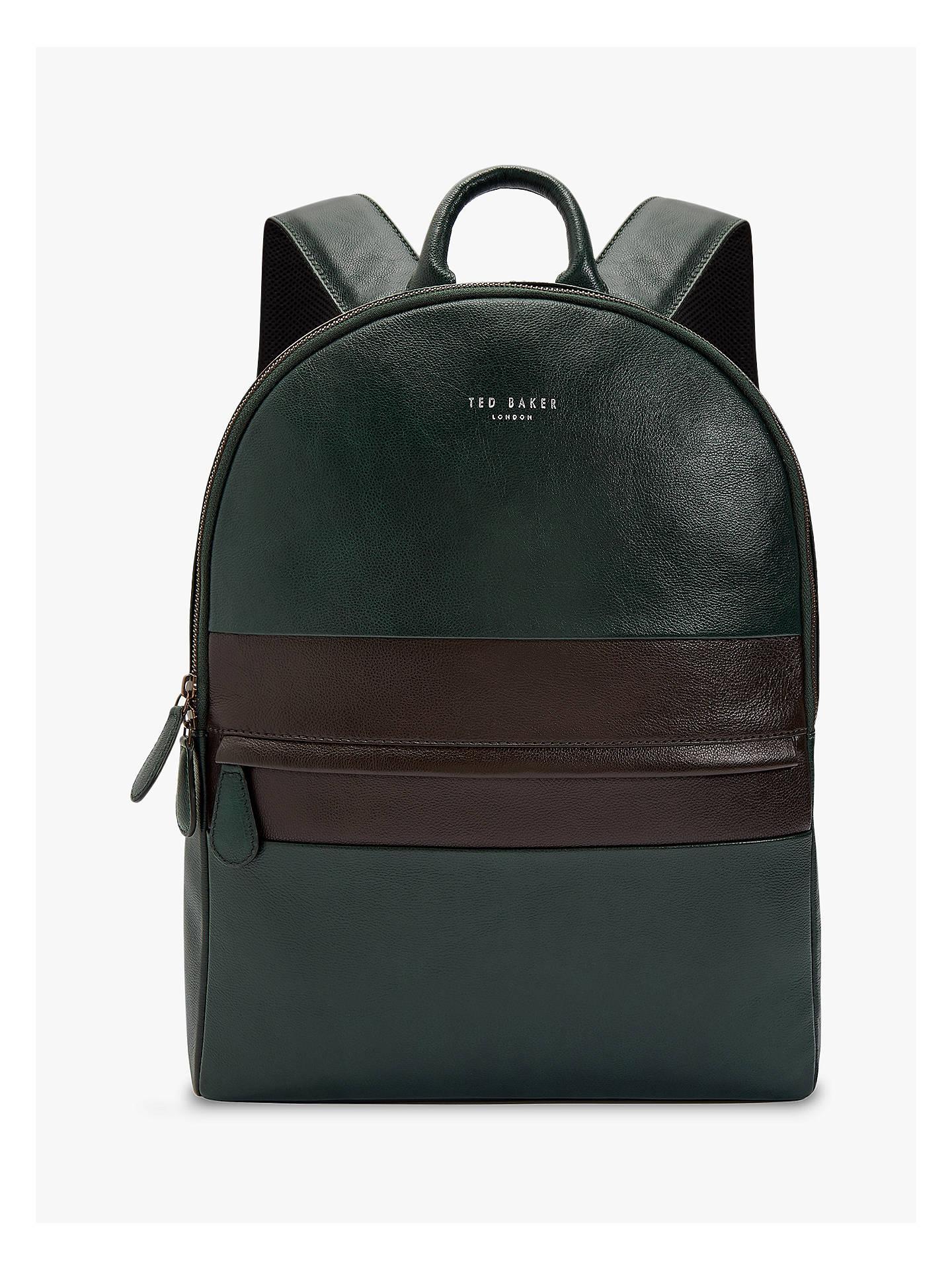368cf4d979e82 Buy Ted Baker Vivaldi Leather Backpack
