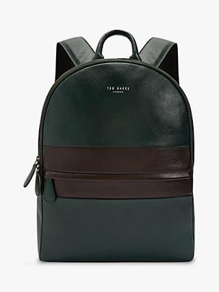 06f3638317568 Ted Baker Vivaldi Leather Backpack