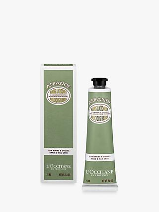 L'Occitane Almond Delicious Hands Hand & Nail Care Cream, 75ml