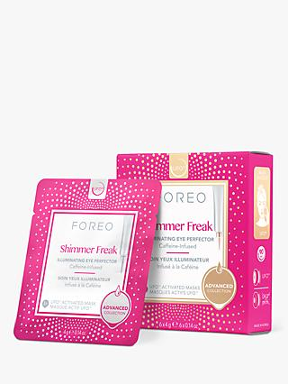 FOREO Shimmer Freak Facial Skincare Mask