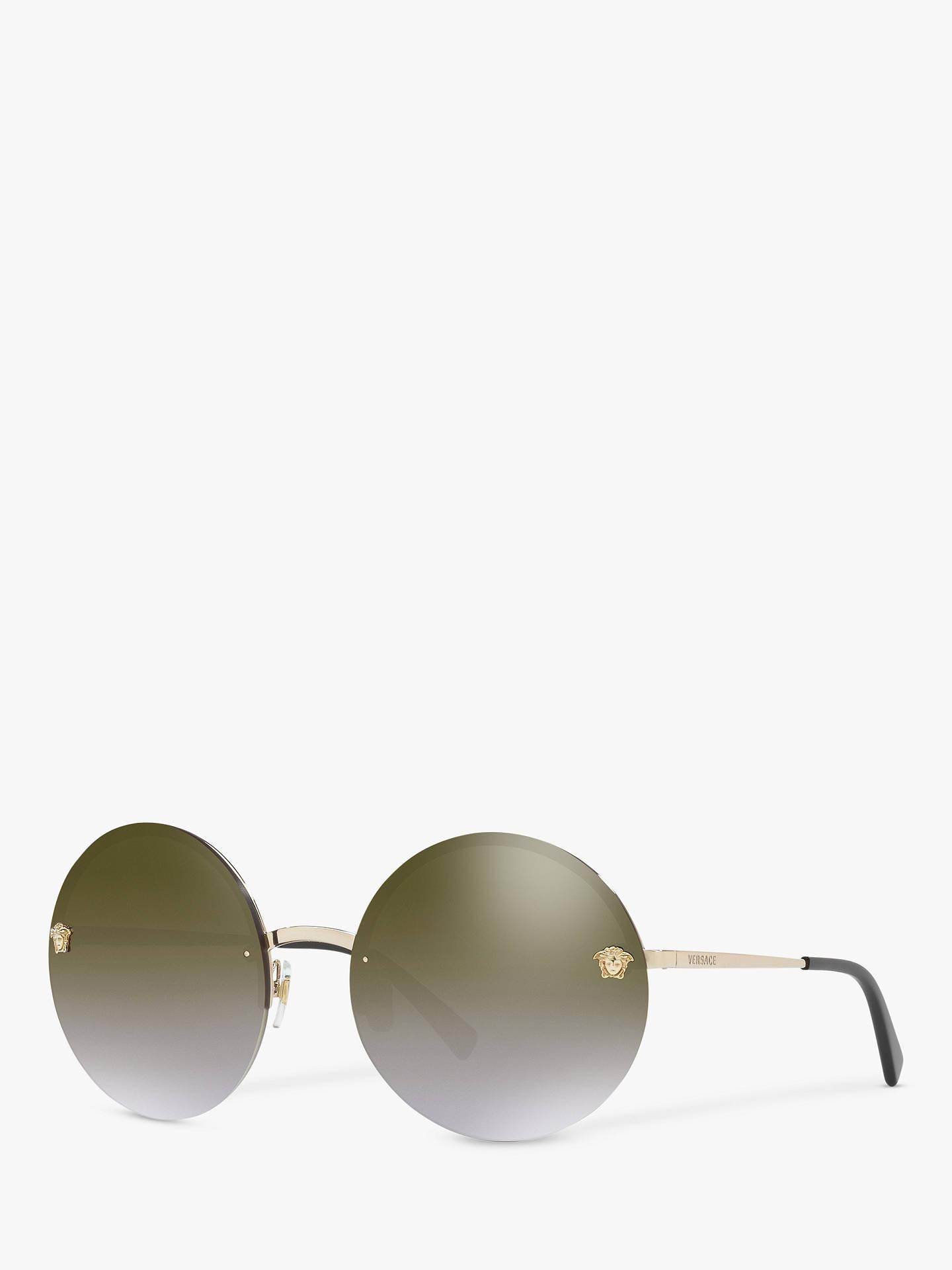 6c7713945f8f Buy Versace VE2176 Women s Round Sunglasses