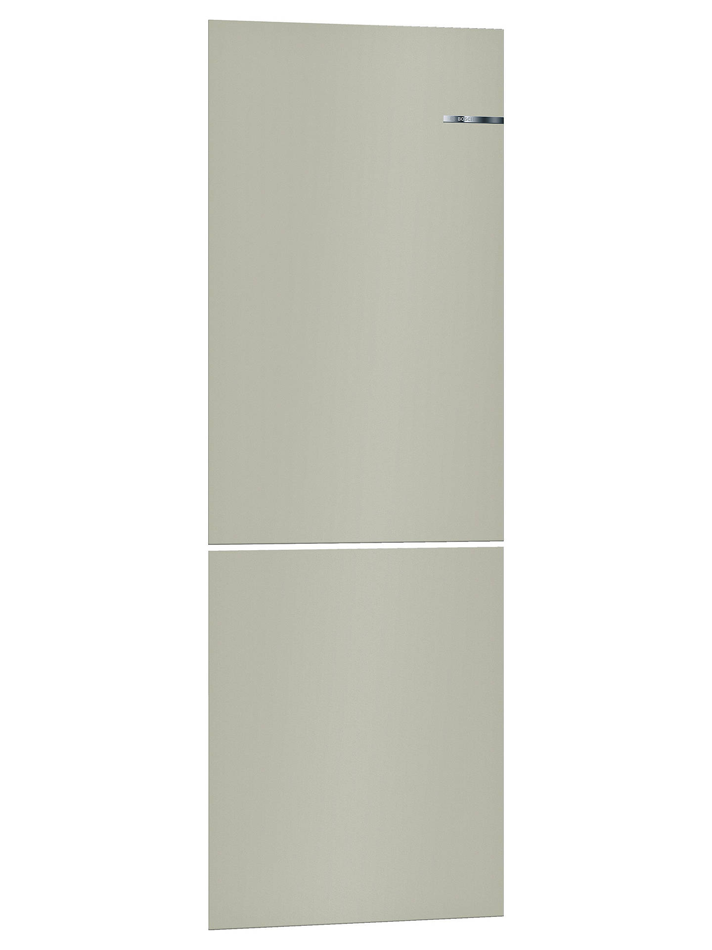 BuyBosch KSZ1AVK00 Vario Style Exchangeable Colour Door Front, Neutral Online at johnlewis.com