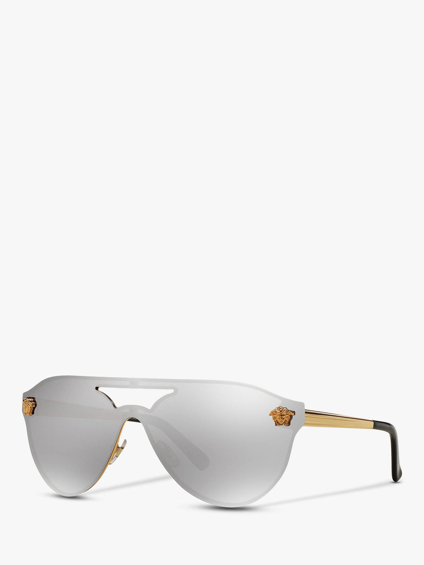 d27b001aa2dd6 Buy Versace VE2161B Women s Studded Rectangular Sunglasses