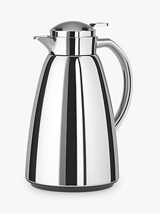 Tefal Campo Vacuum Hot Drinks Flask, Chrome, 1L