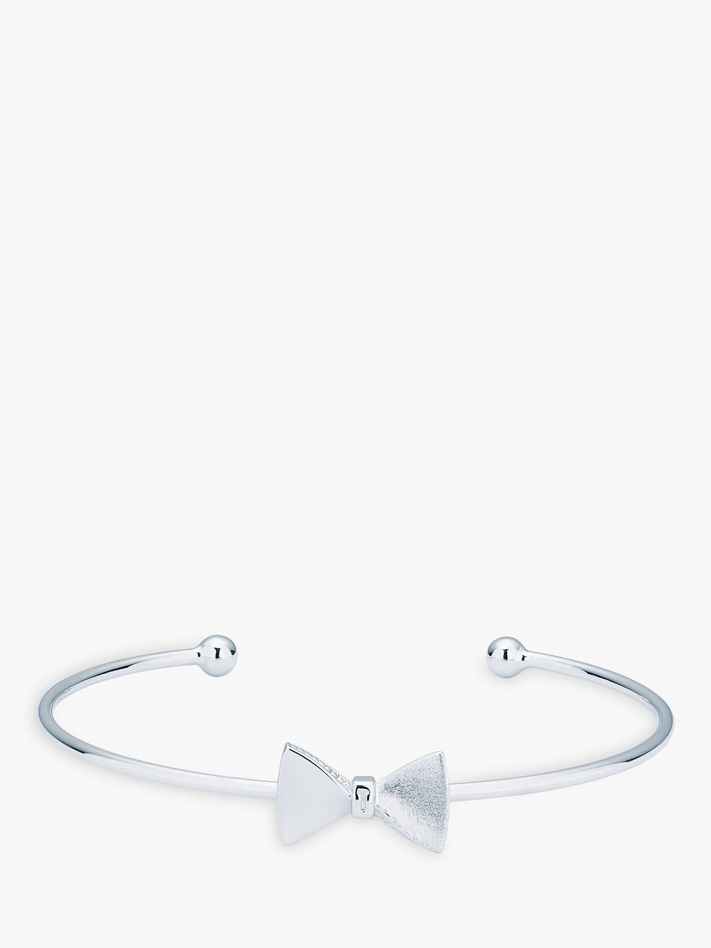 247f5c52c3a0 Ted Baker Tarsha Swarovski Crystal Bow Cuff at John Lewis   Partners