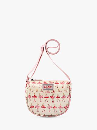 Cath Kids Children's Ballerina Half Moon Handbag