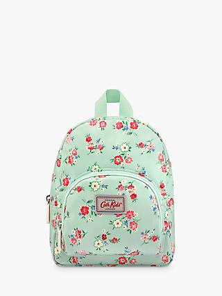 Cath Kids Children's Brunswick Ditsy Floral Print Mini Rucksack, Blue