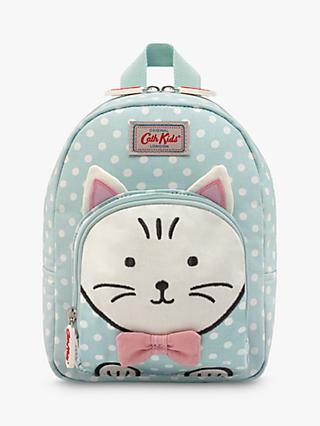 Cath Kidston Children's Spot Novelty Rucksack, Blue