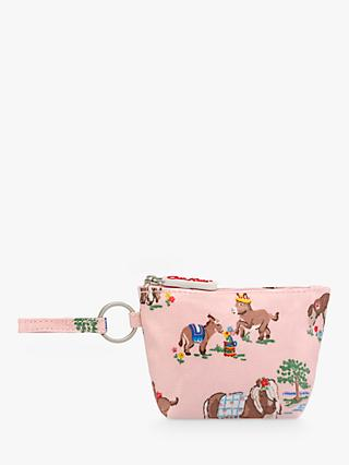 Cath Kids Children's Shetland Ponies Print Novelty Cat Purse, Pink
