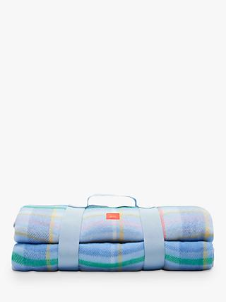 40429abec20 Joules Woven Check Picnic Blanket