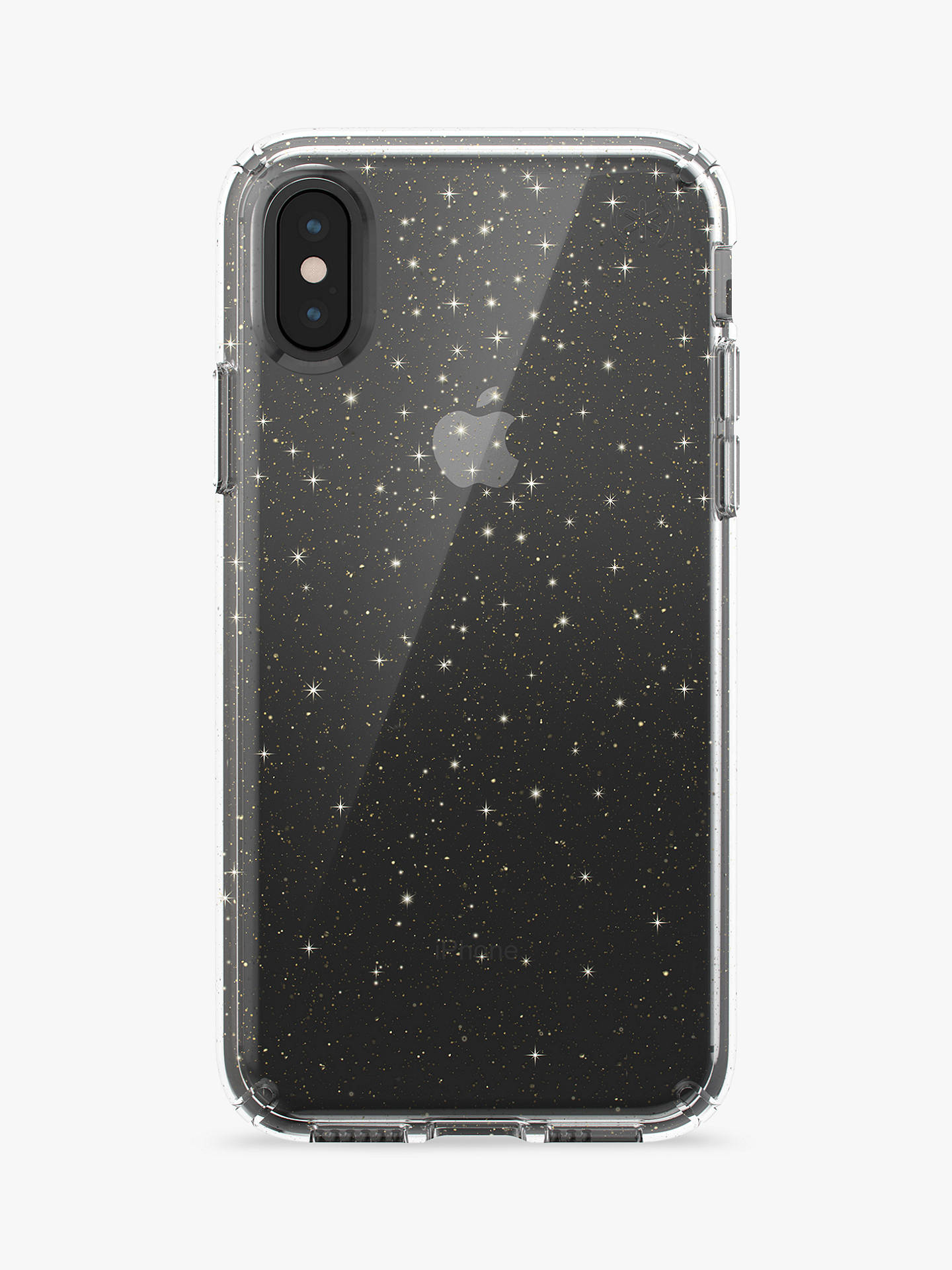 new styles 80abf 4291d Speck Glitter Case for iPhone X / XS