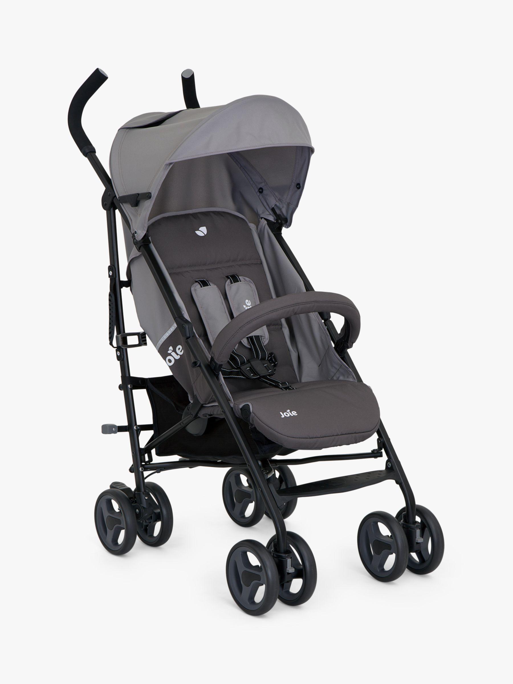 Joie Baby Joie Baby Nitro LX Stroller, Dark Pewter