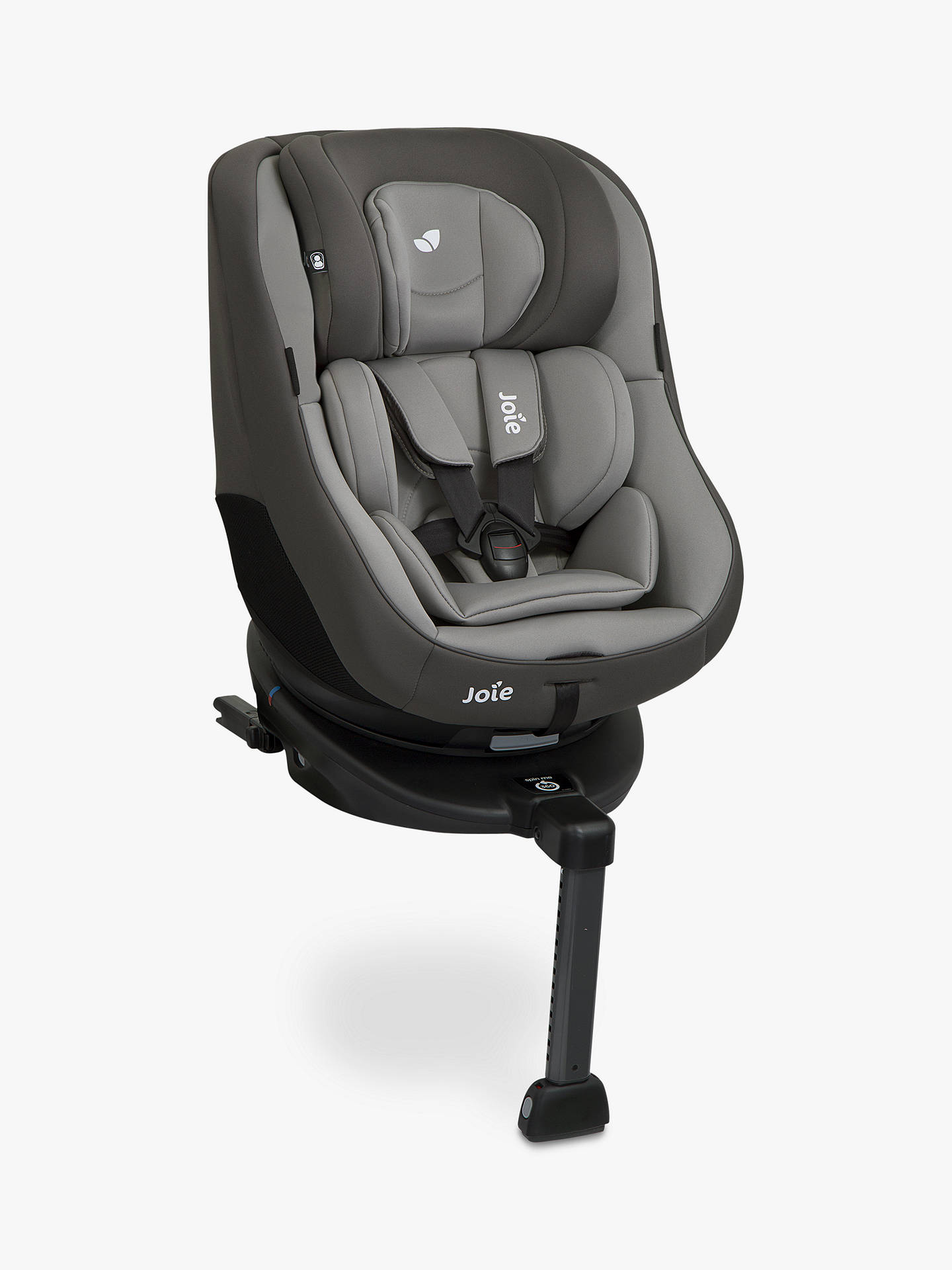 Joie Baby Spin 360 Group 0+/1 Car Seat, Dark Pewter at ...