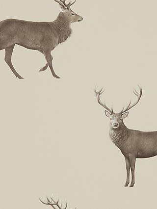 Sanderson Evesham Deer Wallpaper