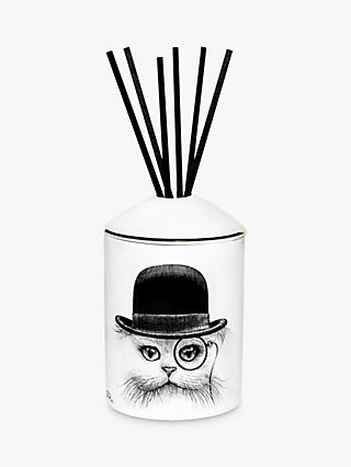 Rory Dobner Cat Geranium Rose Scented Reed Diffuser, 120ml