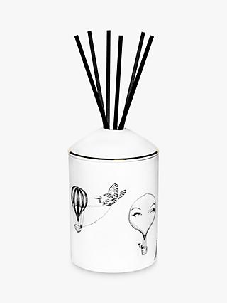Rory Dobner Balloon Fresh Cotton Scented Reed Diffuser, 120ml