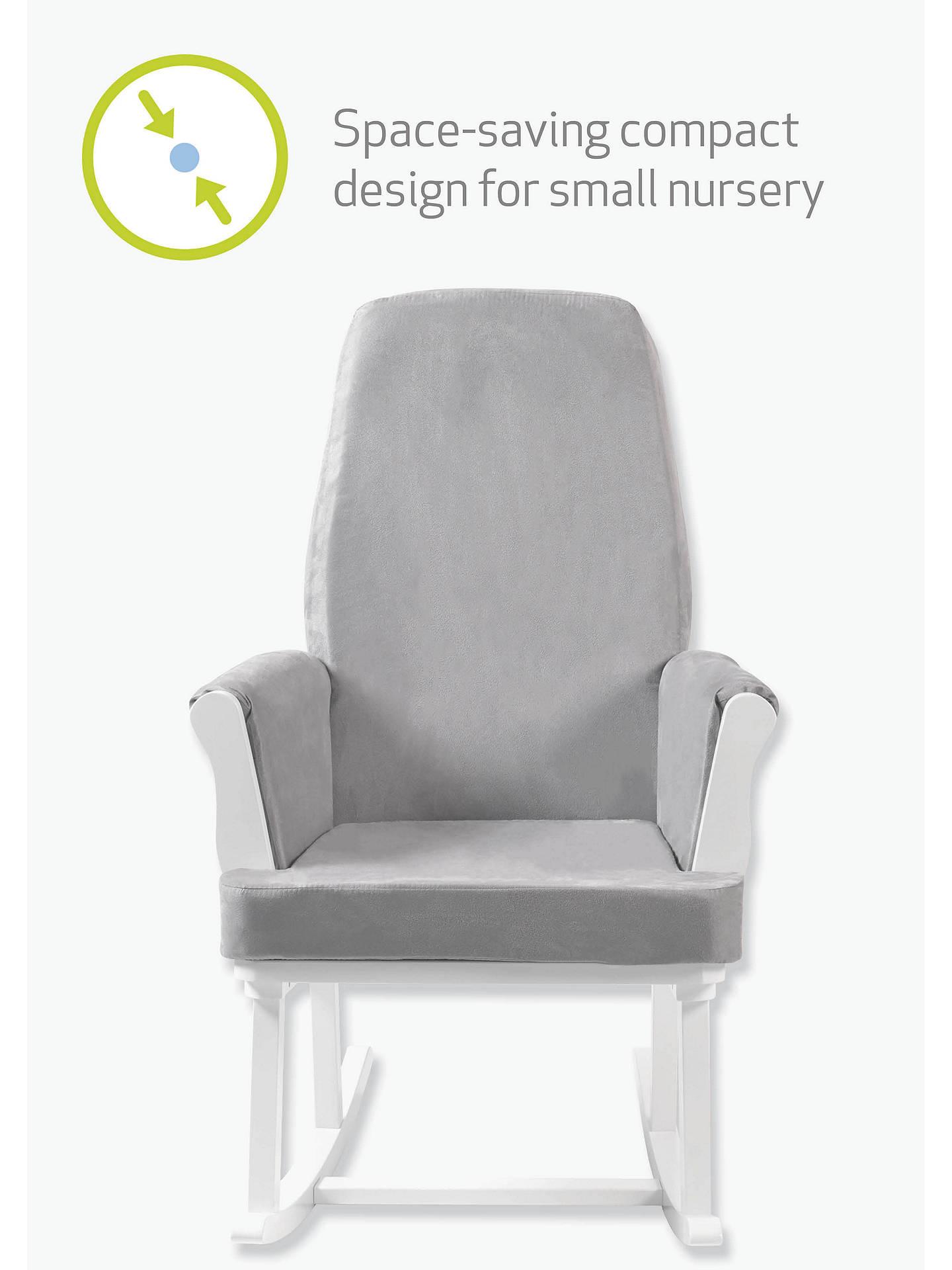 Dark Kub Haldon Nursing Rocking Chair